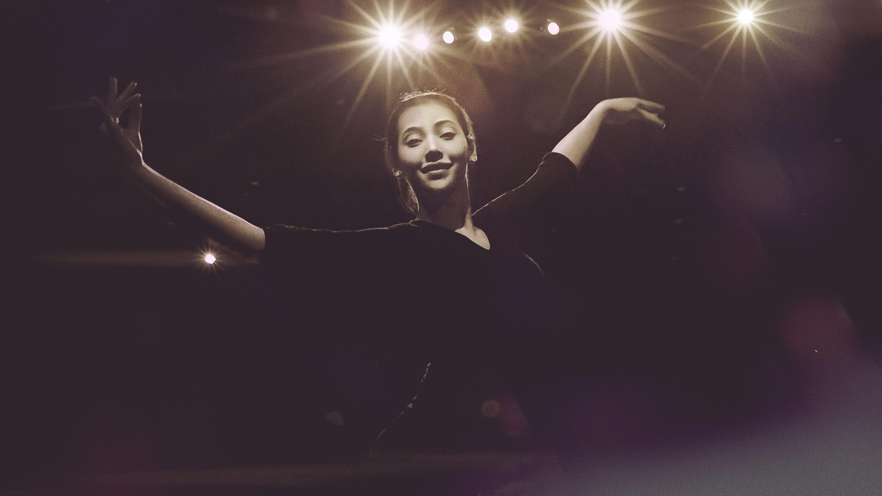 A Dancer's World